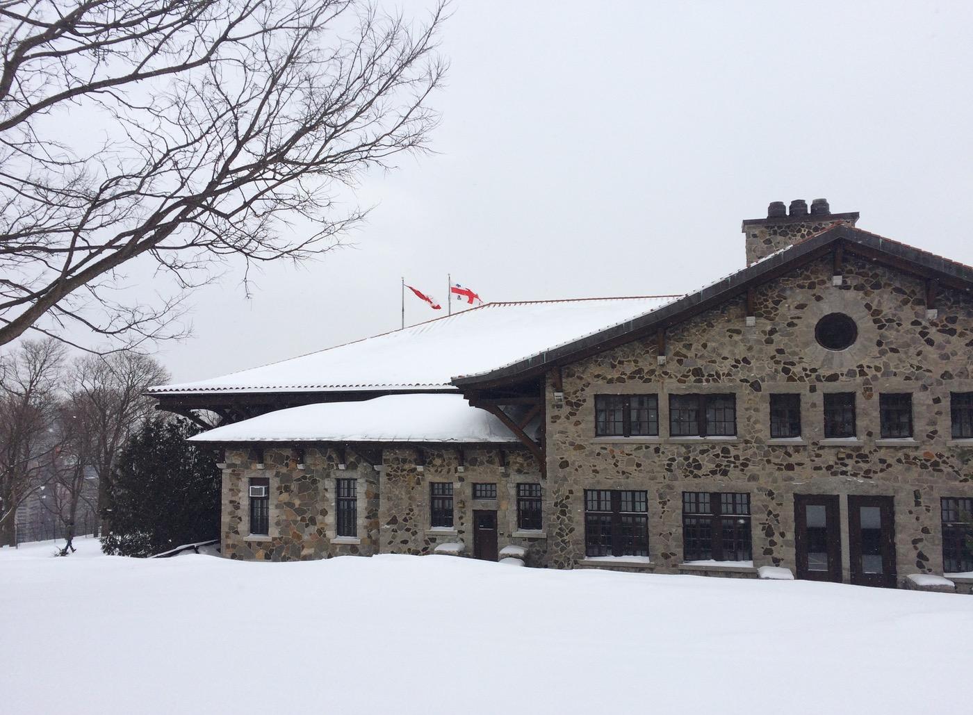 mont royal ski lodge