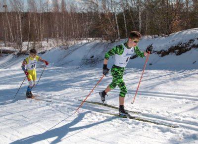 north creek ski bowl nordic