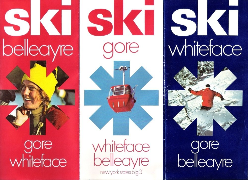 belleayre gore and whiteface brochure