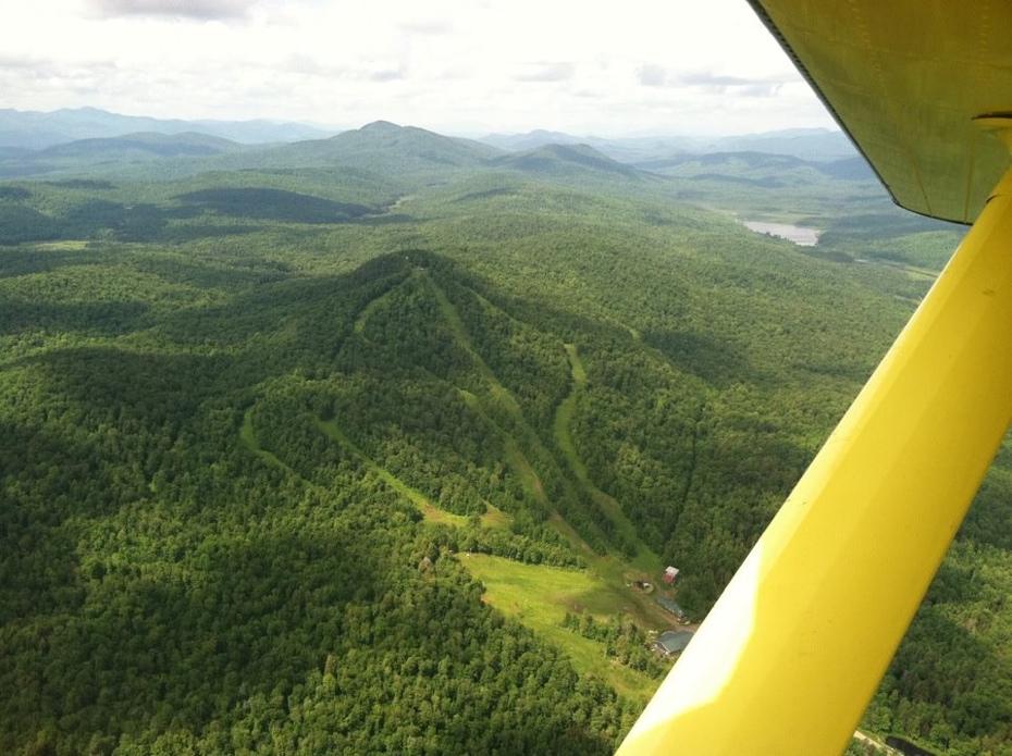 Oak Mountain aerial summer 2012