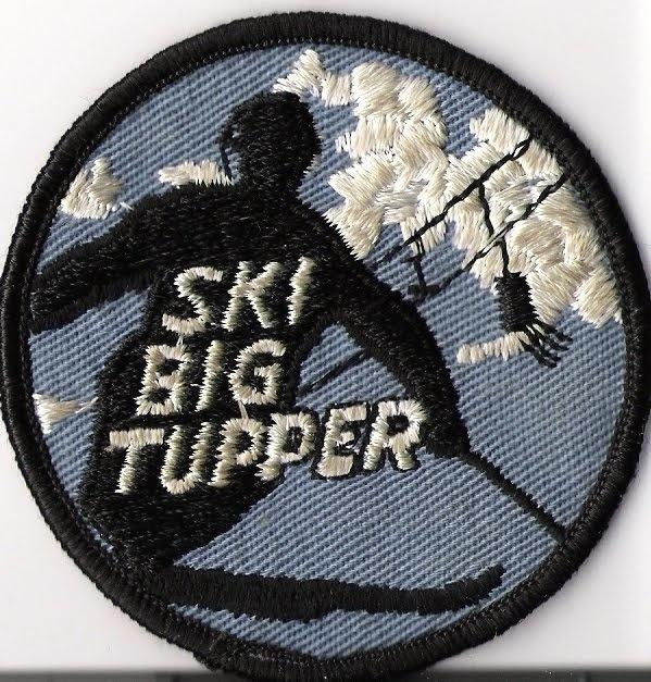 ski big tupper patch