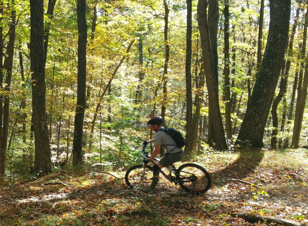 sterling forest state park mountain biking