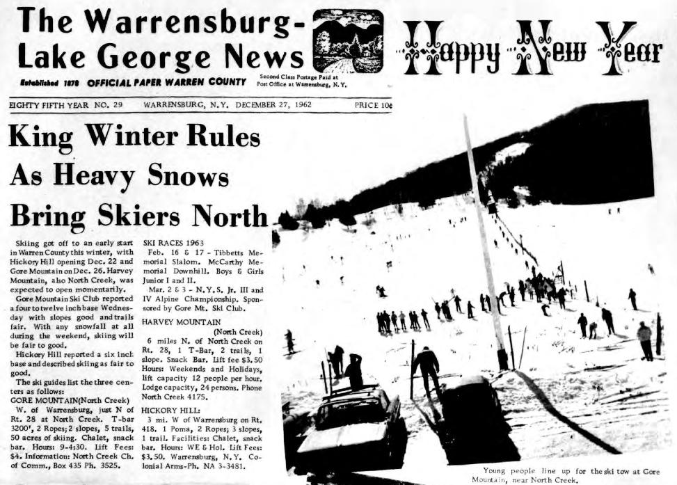 warrensburg lake george news