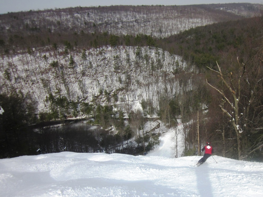 montage ski patrol