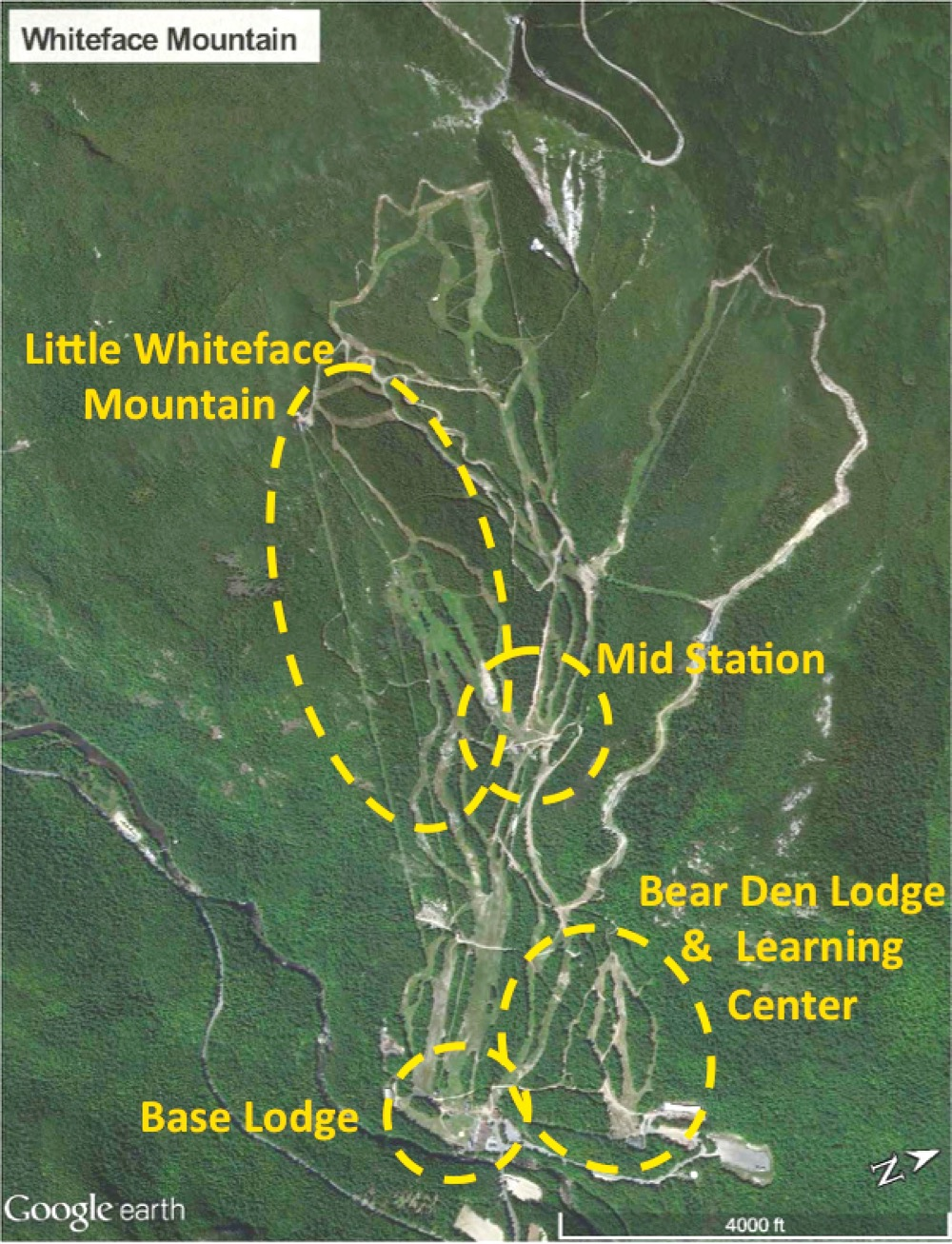 Whiteface map