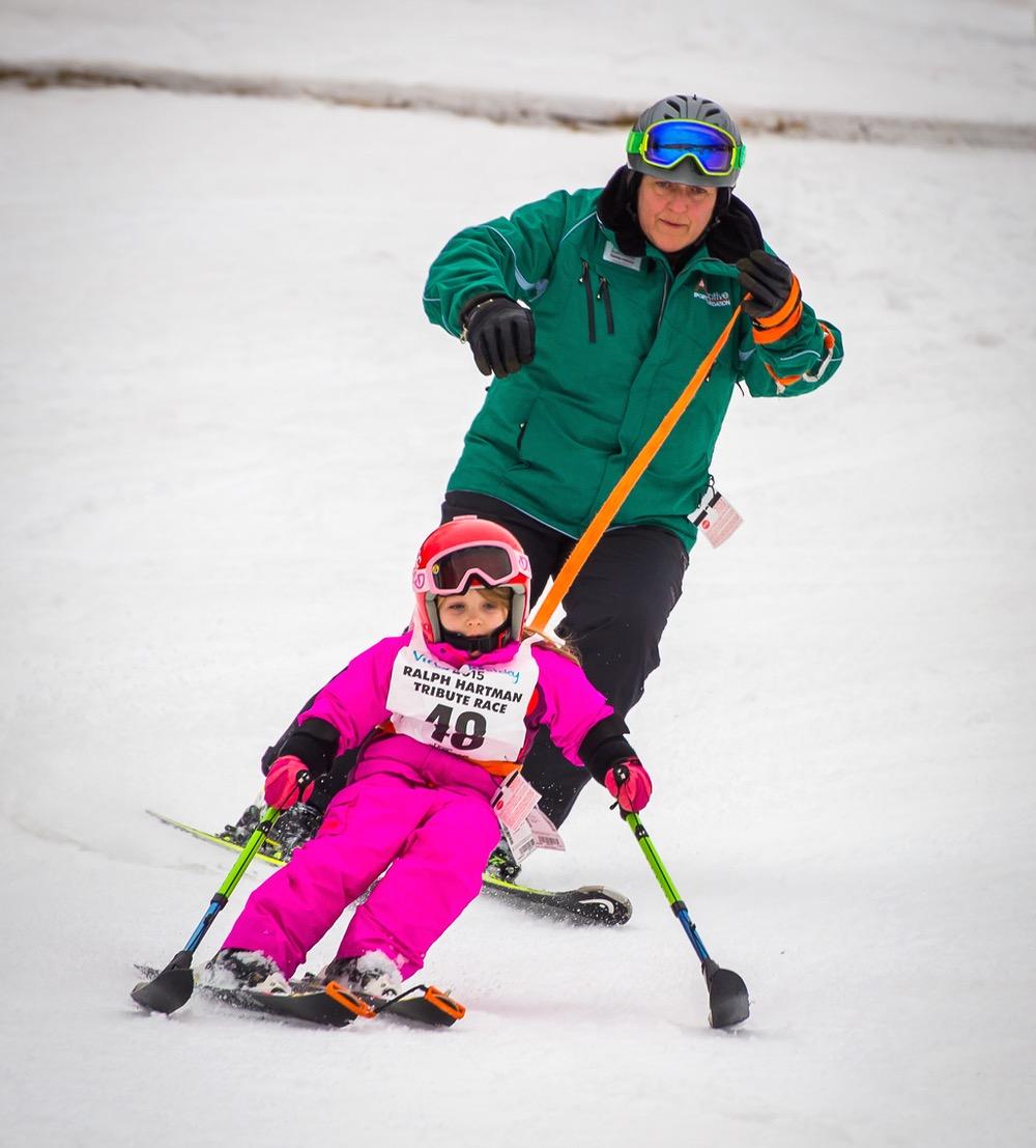 Adaptive Sports Foundation 2015 Hartman Race