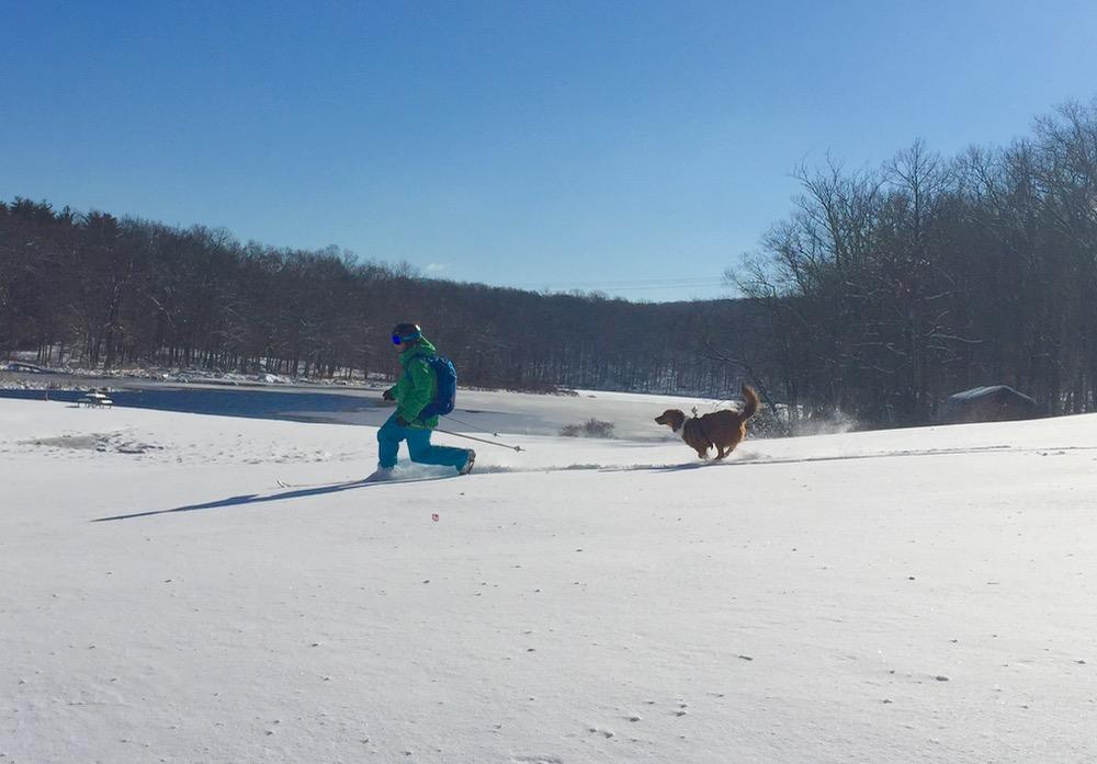 skiing silvermine