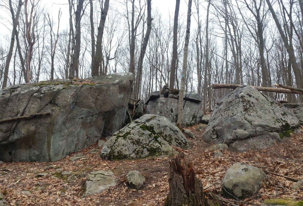 wildcat ridge boulders