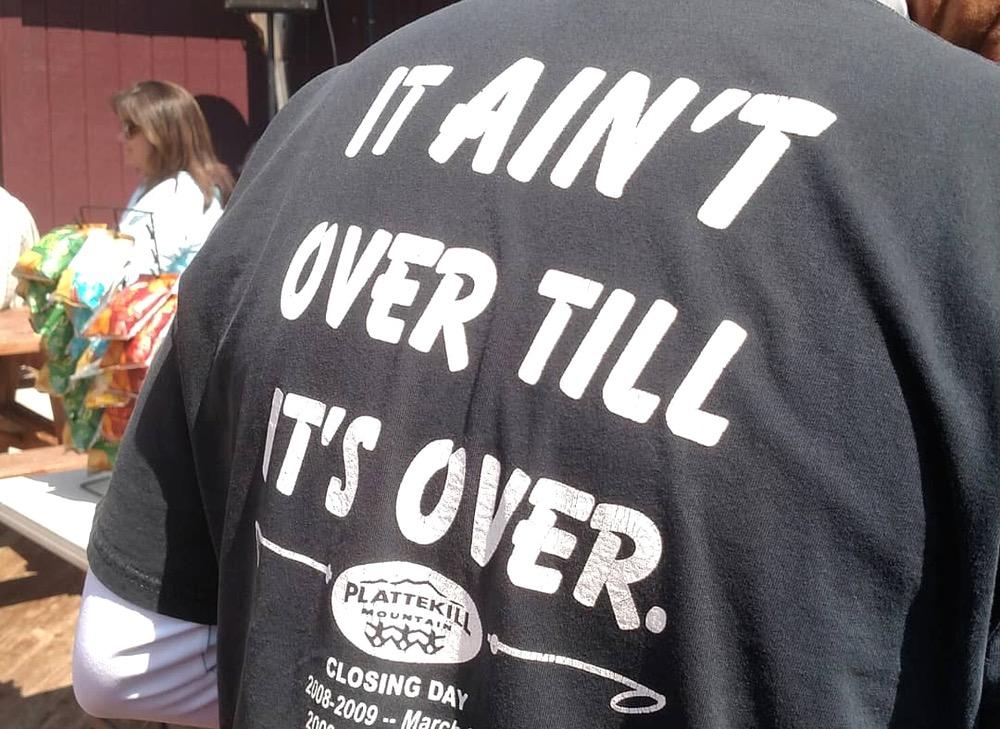 plattekill tee shirt