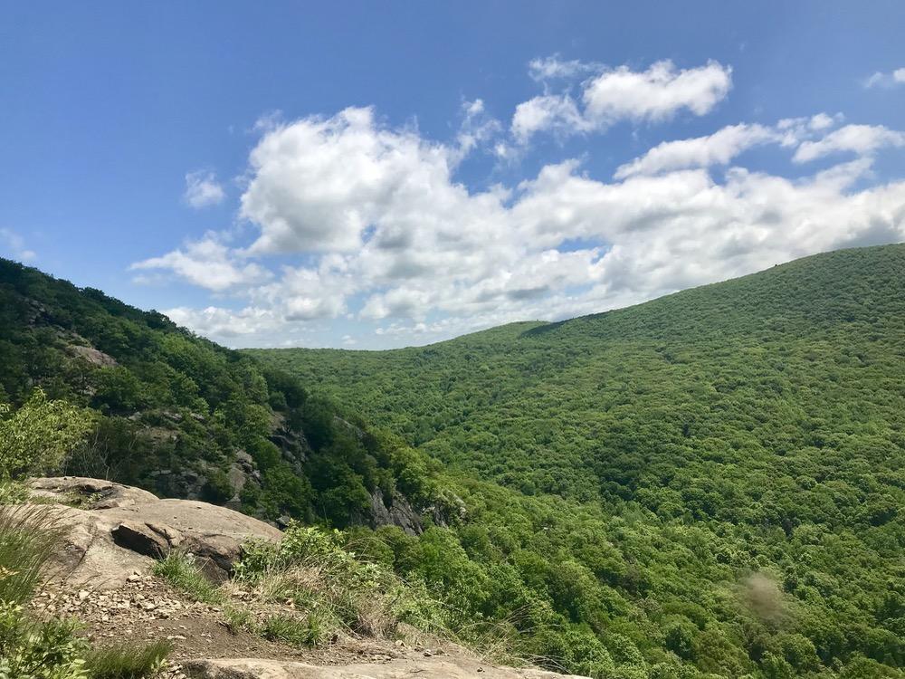 Breakneck Ridge path