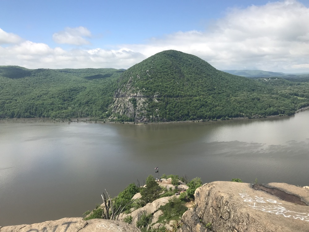 breakneck ridge summit view