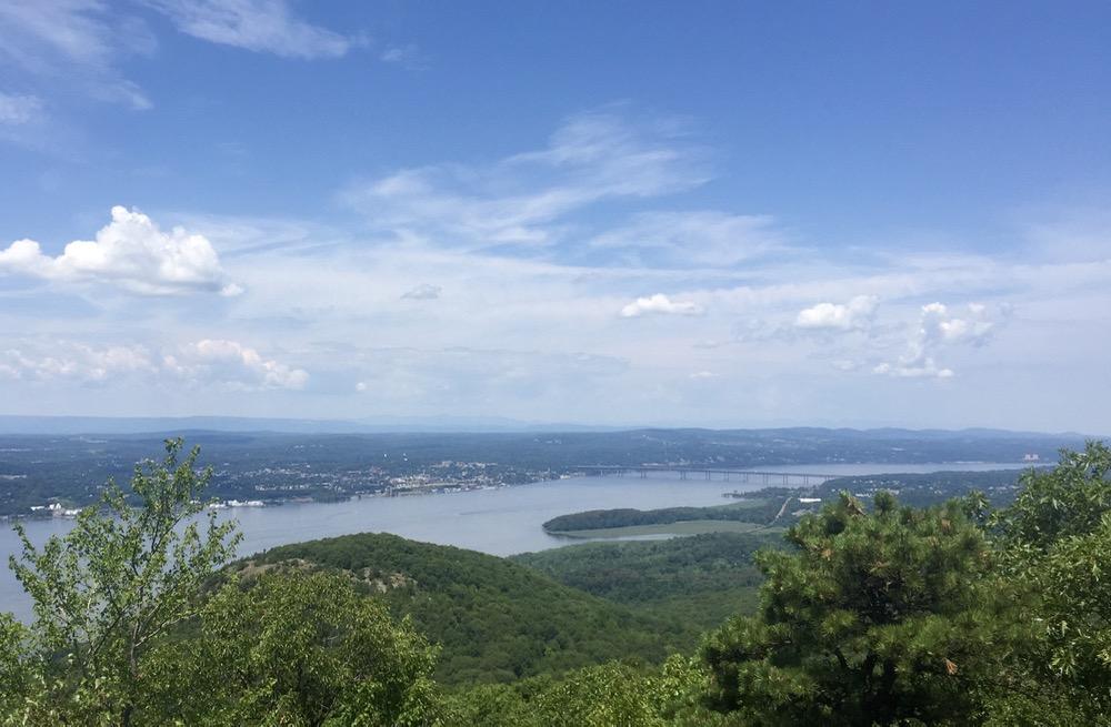 Breakneck Ridge view