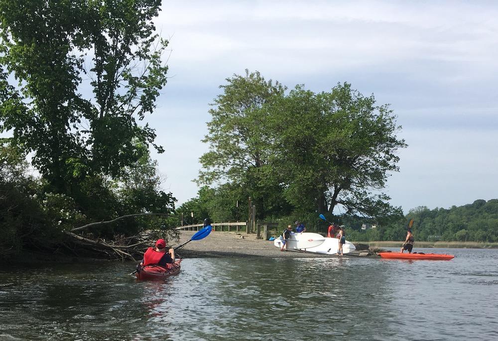 Echo Canoe and Kayak Launch