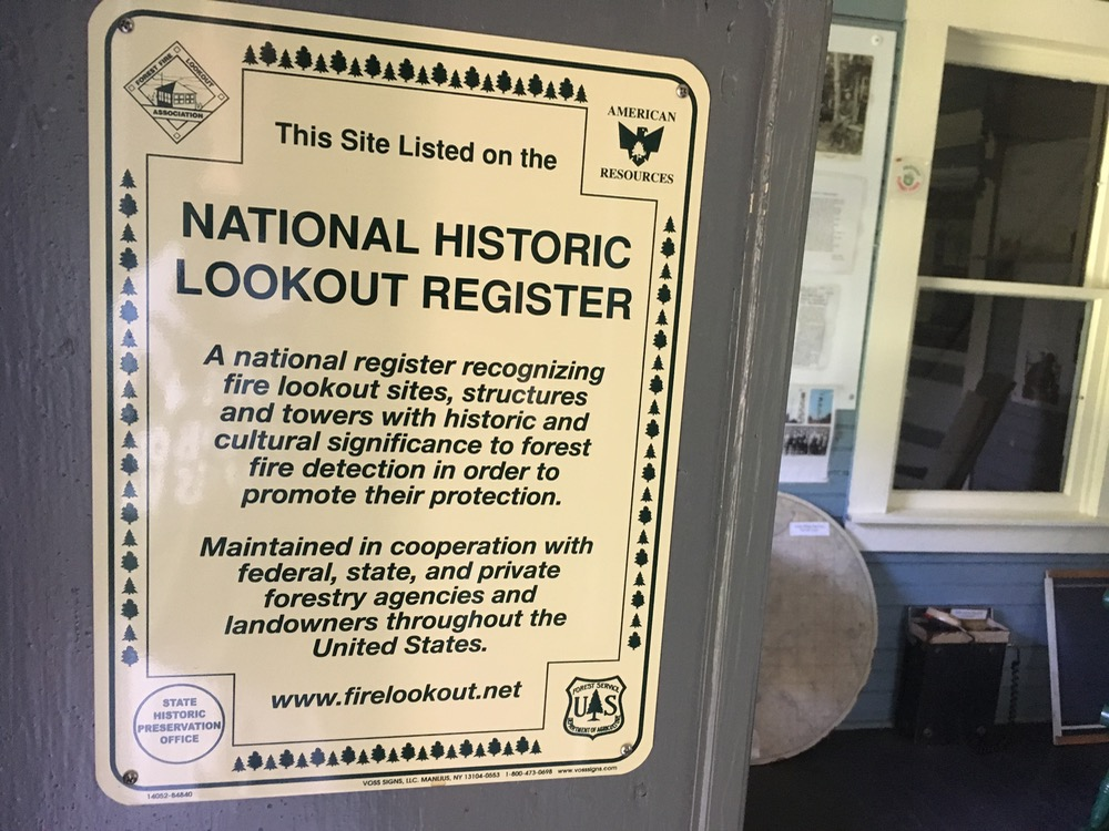 National Lookout Historic Register
