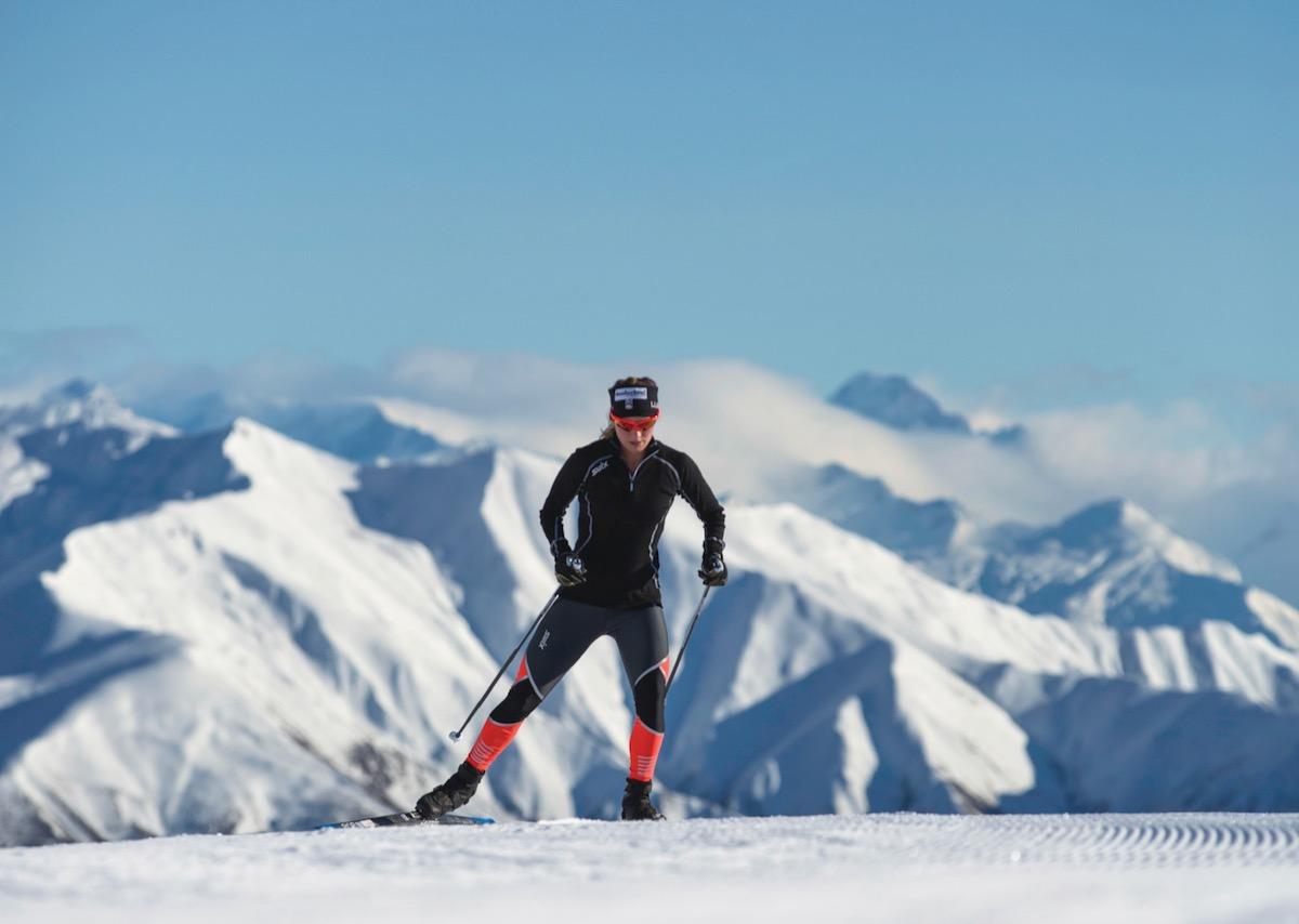 WME nordic skier