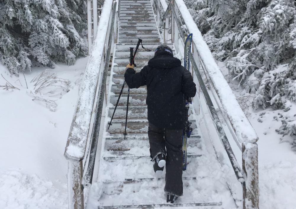 Killington stairs
