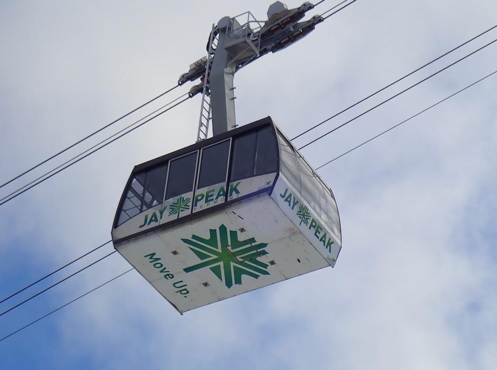 Jay Peak Tram