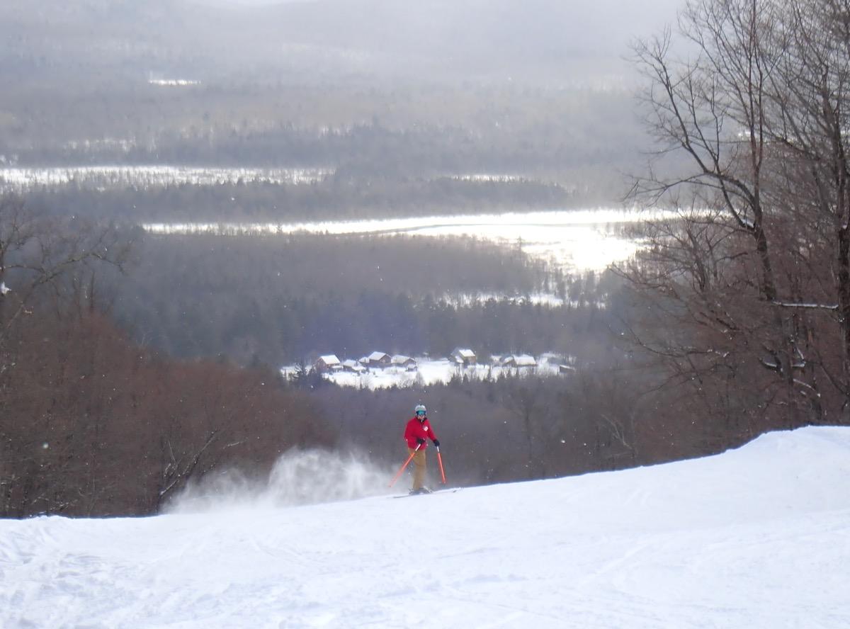 Oak Mountain view