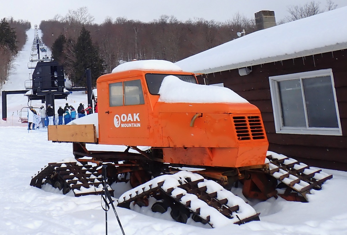 Oak Mountain groomer