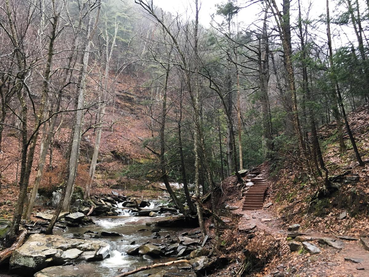 Kaaterskill Falls hike