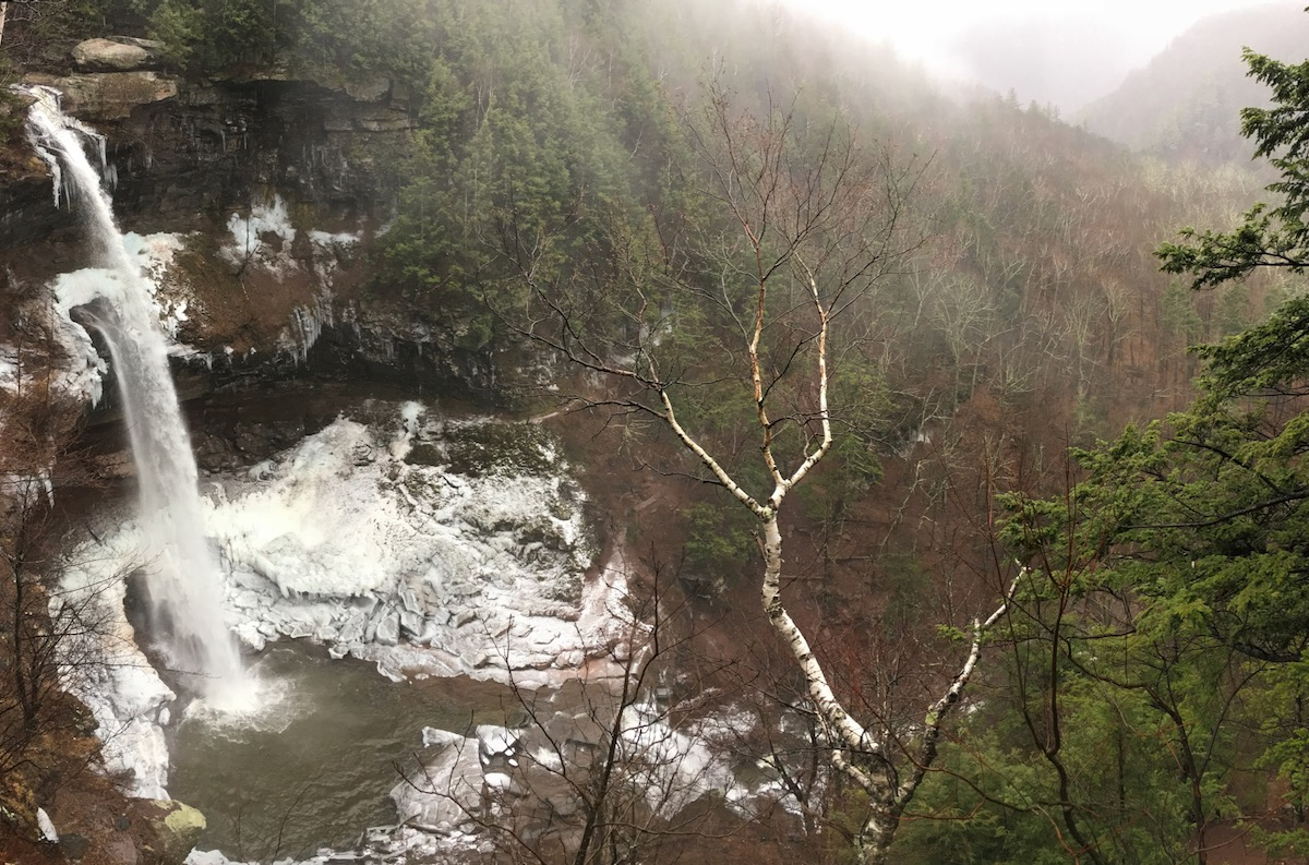 Kaaterskill Falls view