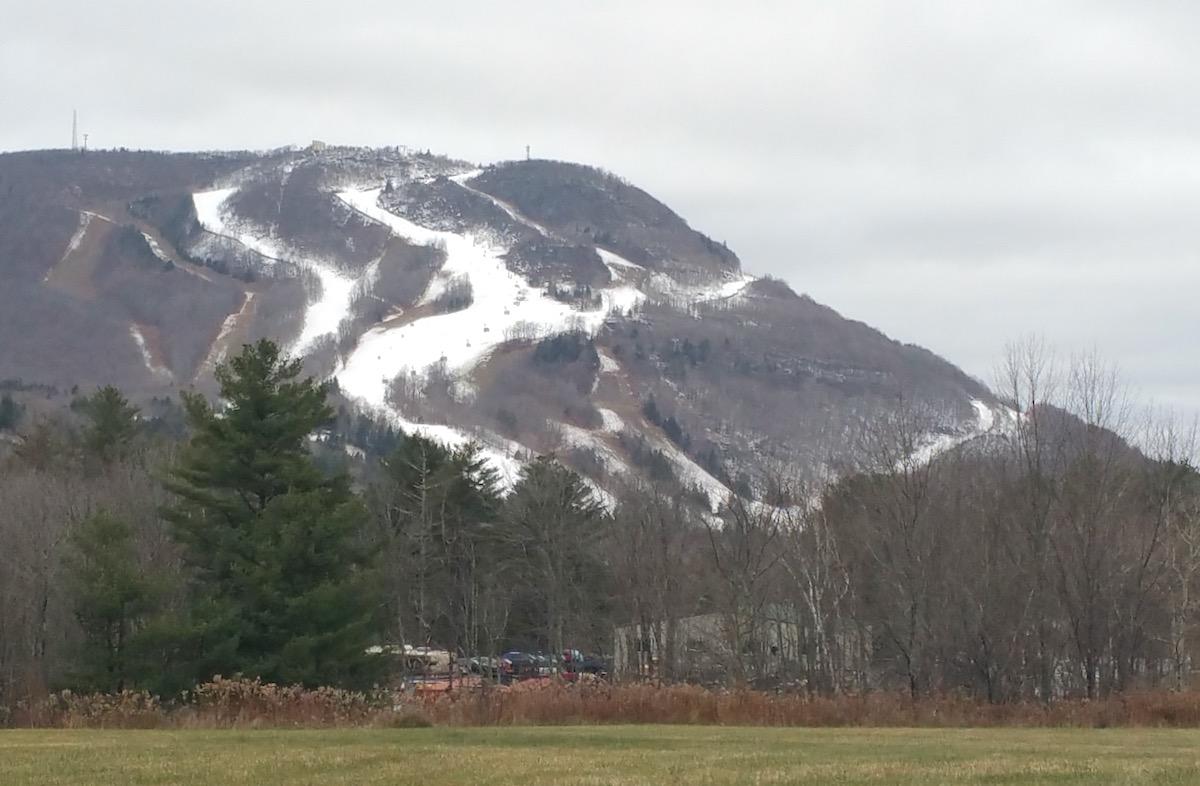 Hunter Mountain is open