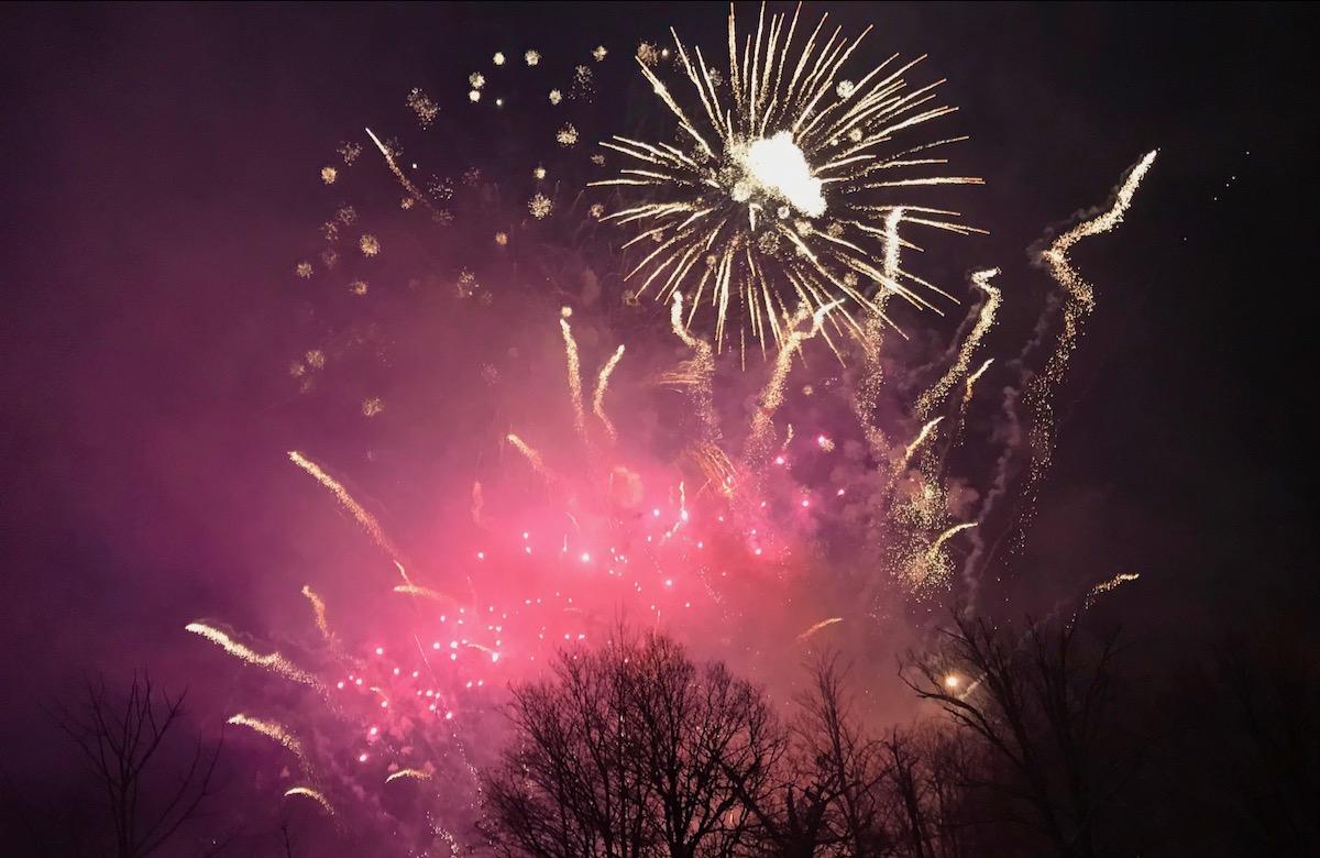 Killington fireworks