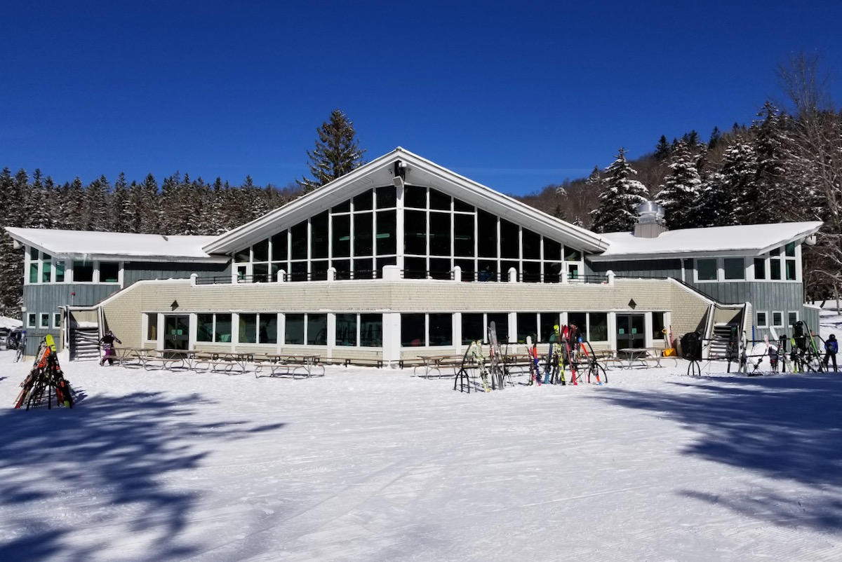 Snow Bowl lodge
