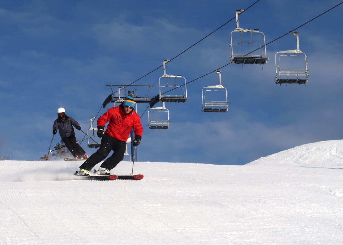 Plattekill skiers