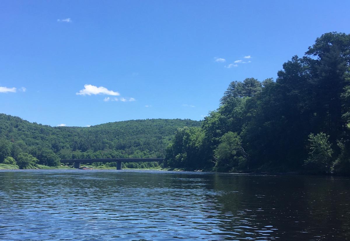 Delaware River flatwater