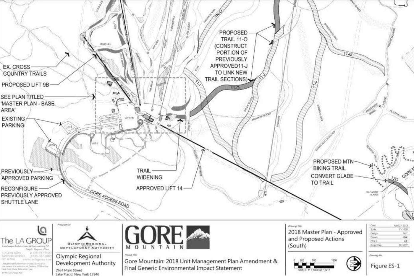 Gore Mountain UMP bottom