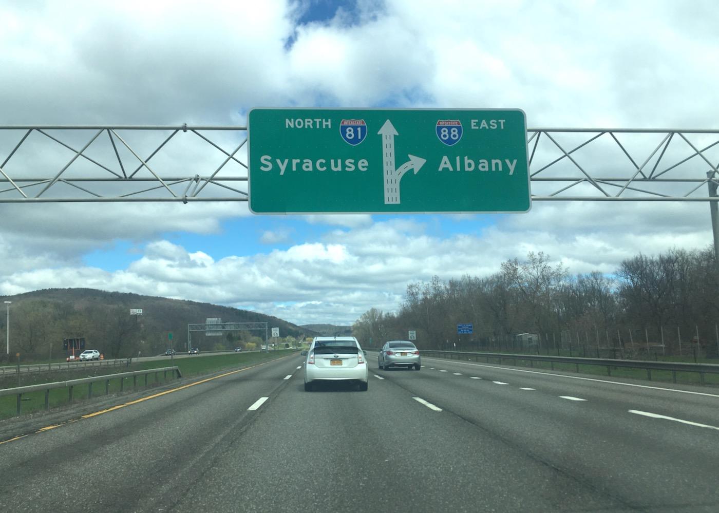 NY Thruway