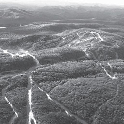 Gore aerial