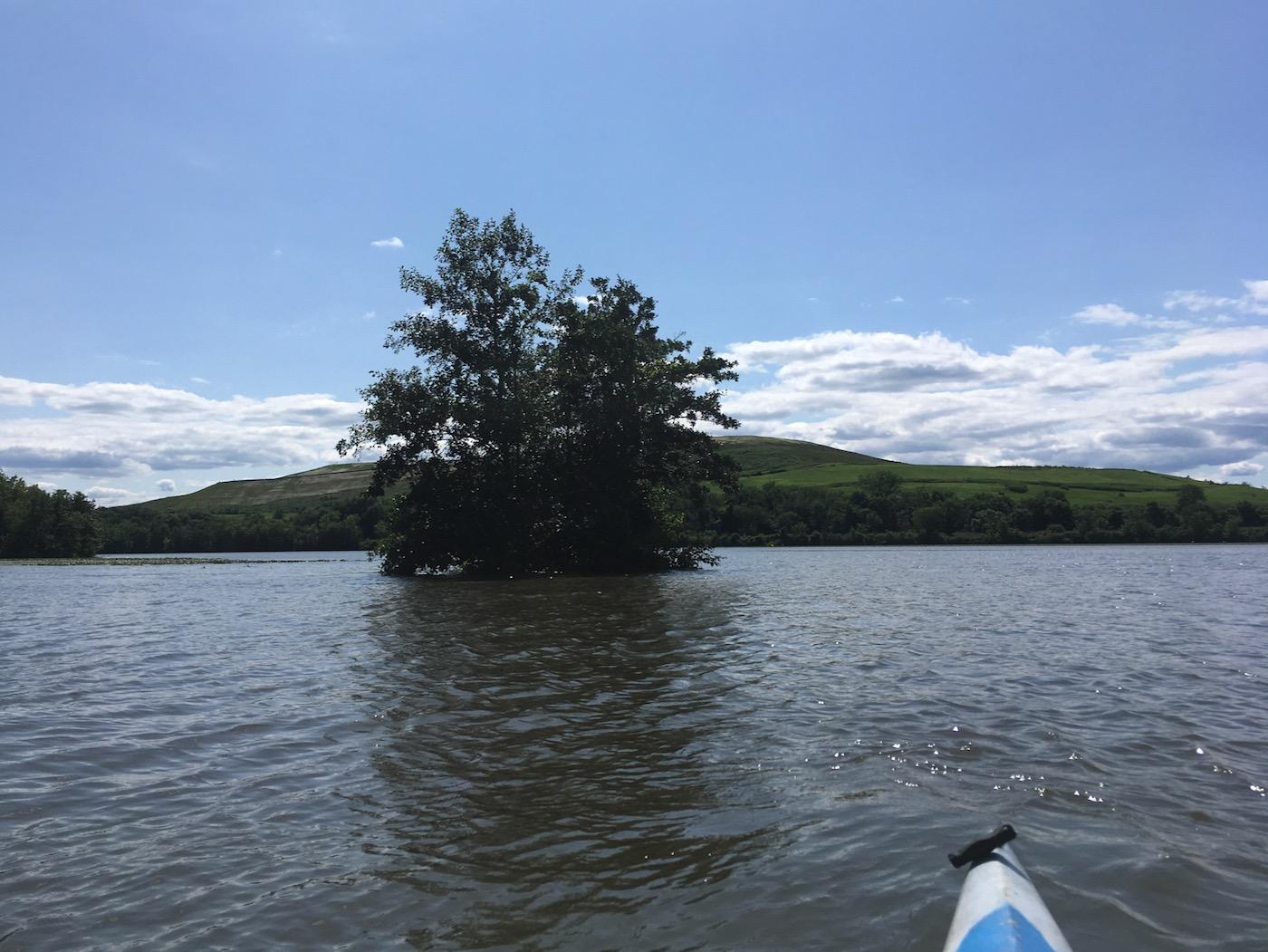 Mohawk River kayaking