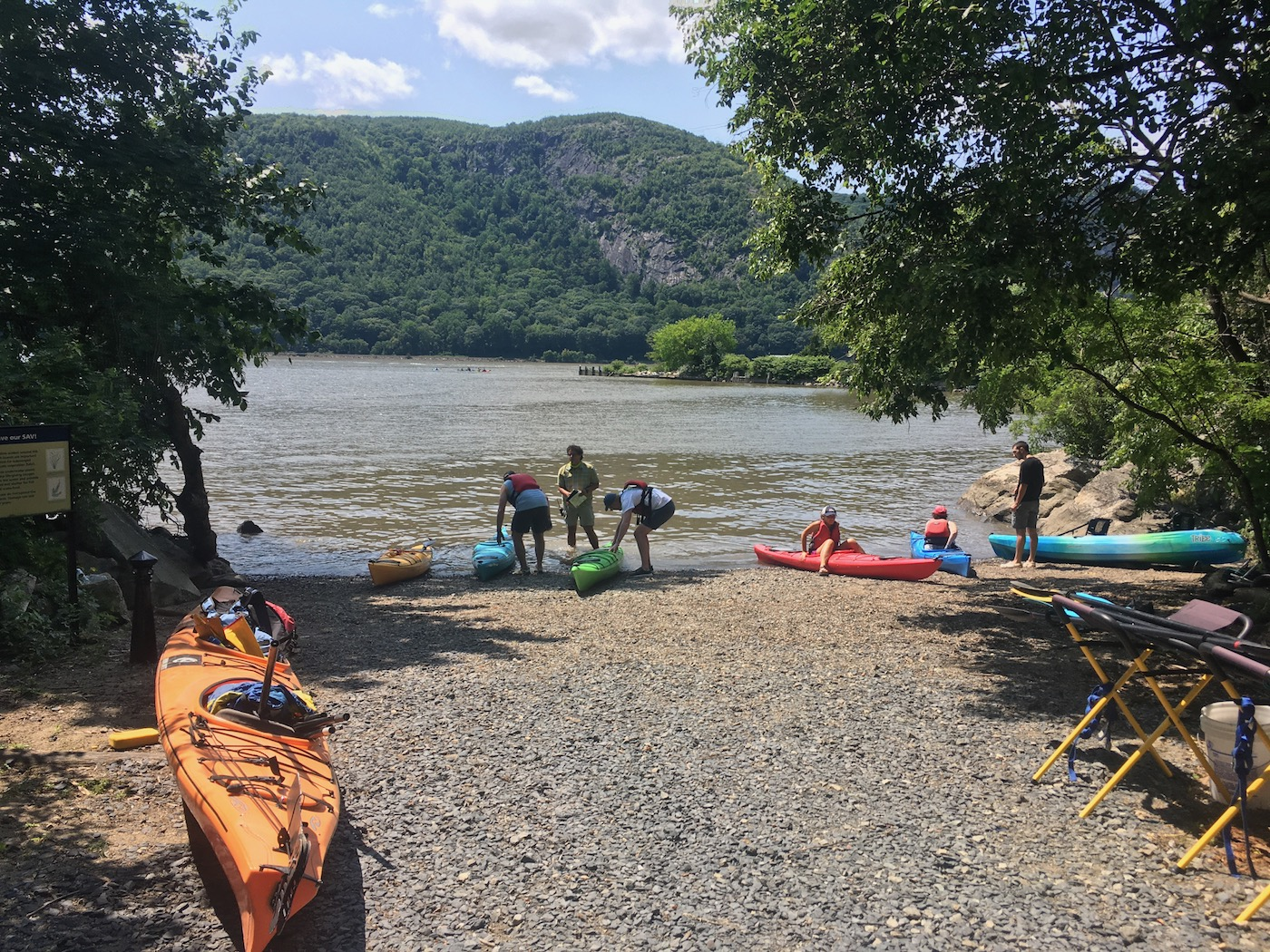 Cold Spring Kayak Launch