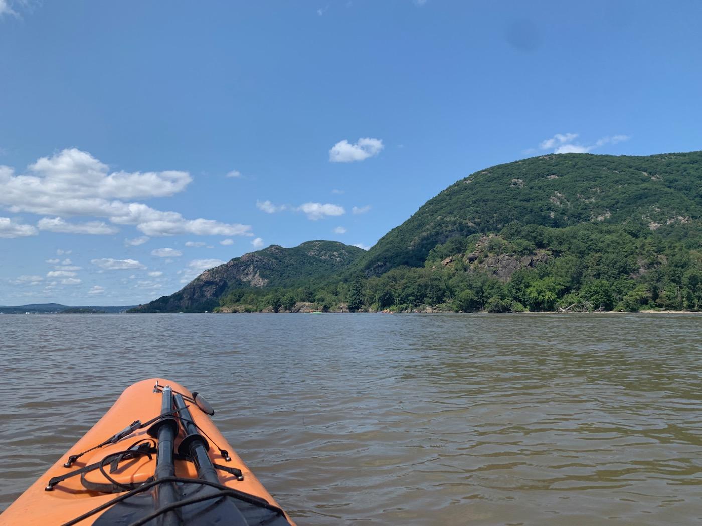 kayaking Cold Spring NY
