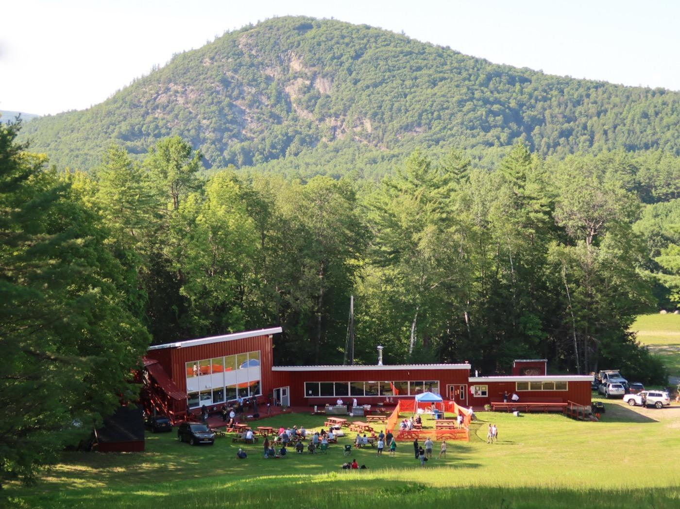 Hickory Ski Center party