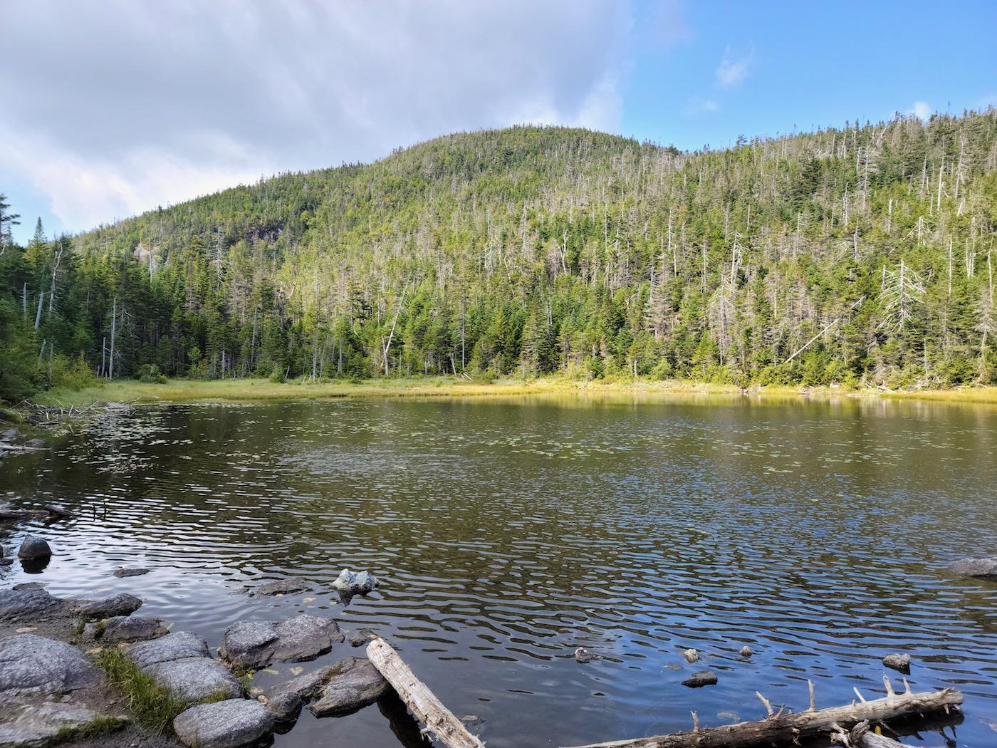 Mount Colden via Lake Arnold